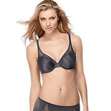 Buy Wacoal Pure Couture Underwire T-Shirt Bra, Iron Online at johnlewis.com