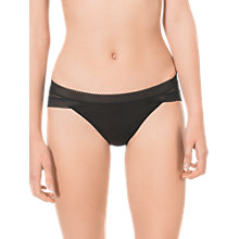 Buy Calvin Klein Icon Underwear Lace Trim Hipster Briefs Online at johnlewis.com