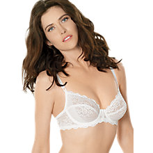 Buy Wacoal Embrace Lace Underwire Bra Online at johnlewis.com