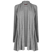 Buy Phase Eight Christie Cardigan, Silver Grey Online at johnlewis.com