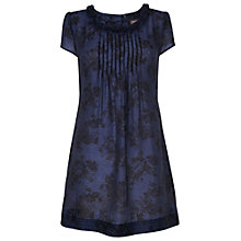 Buy Phase Eight Winona Floral Tunic, Navy / Black Online at johnlewis.com