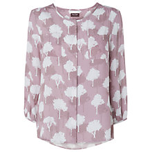 Buy Phase Eight Elveden Print Blouse, Multi Online at johnlewis.com