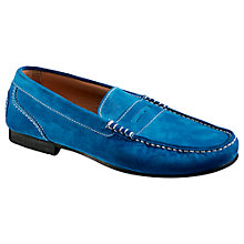 Buy Sebago Trenton Suede Loafers Online at johnlewis.com