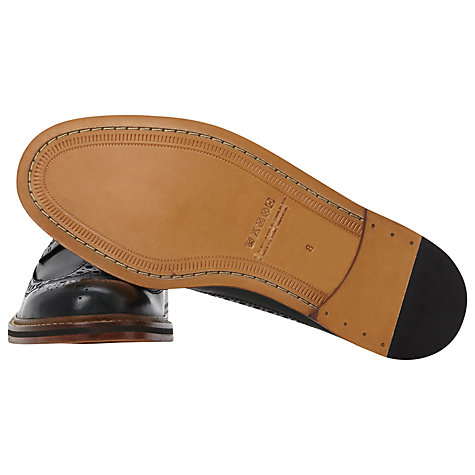 Buy Bertie Braxton Storm Welt Derby Shoes Online at johnlewis.com