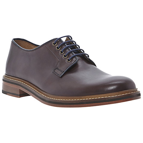 Buy Bertie Bishopsgate Leather Derby Shoes Online at johnlewis.com