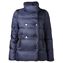Buy Gérard Darel Down Jacket, Blue Online at johnlewis.com