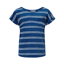 Buy Kin by John Lewis Girls' Stripe T-Shirt Online at johnlewis.com