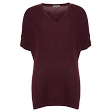 Buy Jigsaw Wool Blend Batwing Jumper Online at johnlewis.com