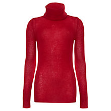 Buy Jigsaw Pure Cashmere Knit Sweater Online at johnlewis.com