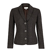 Buy Precis Petite Tailored Boucle Jacket Online at johnlewis.com