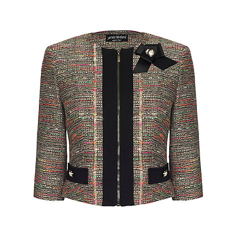 Buy James Lakeland Flash Colour Jacket, Multi Online at johnlewis.com