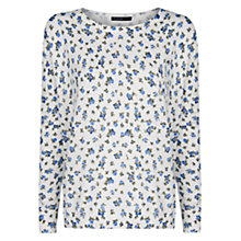Buy Mango Floral Sweatshirt Online at johnlewis.com