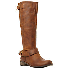 Buy Steve Madden Suspekt Knee Boots Online at johnlewis.com