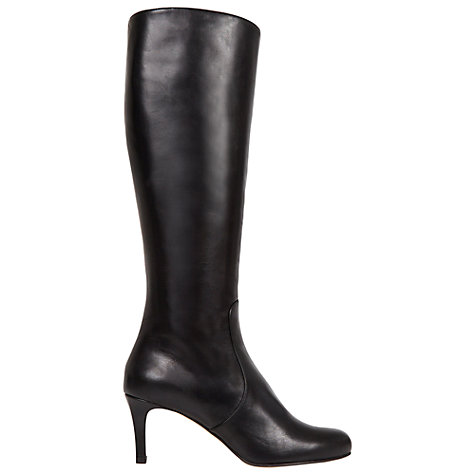 Buy Hobbs Elizabeth Longboot Knee High Boots Online at johnlewis.com
