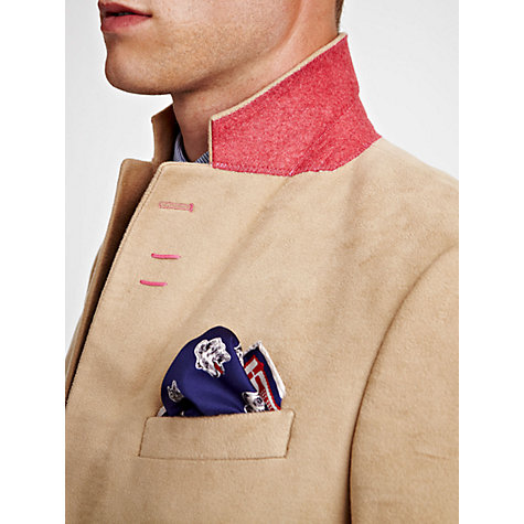 Buy Thomas Pink Pennicott Blazer, Brown Online at johnlewis.com