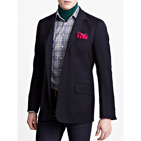 Buy Thomas Pink Godley Blazer, Navy Online at johnlewis.com