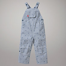 Buy John Lewis Anchor Dungarees, Denim Online at johnlewis.com