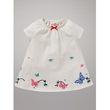 Buy John Lewis Butterfly Top, Cream Online at johnlewis.com