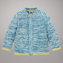 Buy Kin by John Lewis Marl Cardigan, Blue Online at johnlewis.com