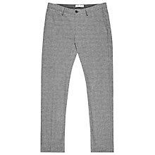 Buy Reiss Townsend Flannel Check Trousers Online at johnlewis.com
