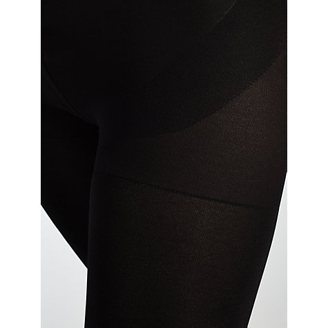 Buy John Lewis 100 Denier Bodyshaper Tights, Black Online at johnlewis.com