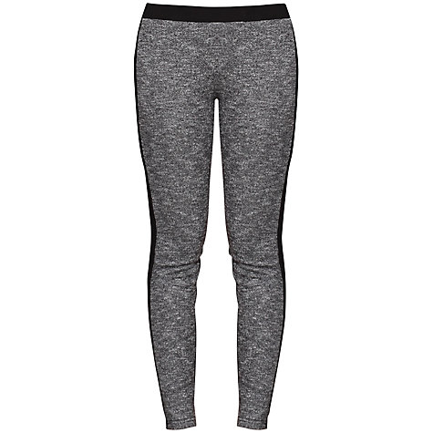 Buy Paisie Two Texture Leggings, Multi Online at johnlewis.com
