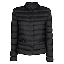 Buy Mango Foldable Down Feather Coat Online at johnlewis.com