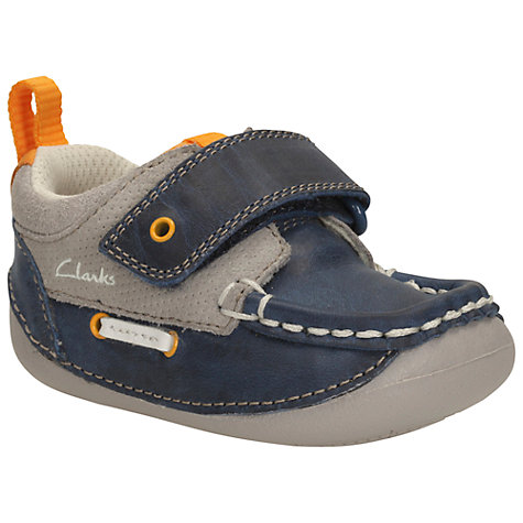 Buy Clarks Casual Deck Shoes Online at johnlewis.com