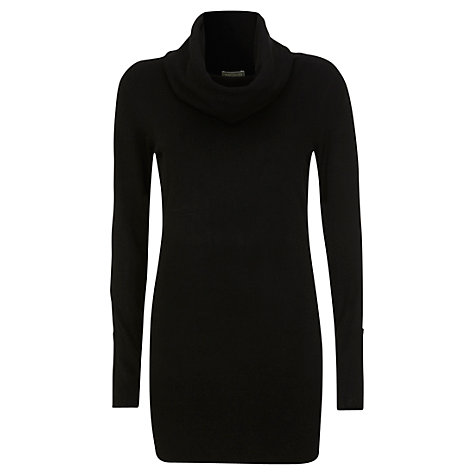 Buy Mint Velvet Cowl Neck Tunic Top Online at johnlewis.com