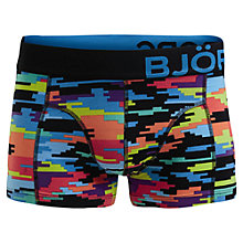 Buy Bjorn Borg Up In Smoke Trunks, Multi Online at johnlewis.com