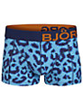 Bjorn Borg Pixel Leopard Trunks, Blue