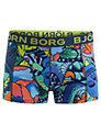 Bjorn Borg Tropical Jungle Trunks, Blue/Multi