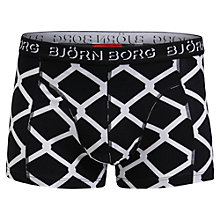 Buy Bjorn Borg Do Not Enter Printed Trunks Online at johnlewis.com