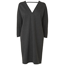 Buy Jaeger Jersey V-Neck Dress Online at johnlewis.com