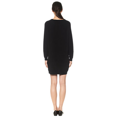 Buy Whistles Elena Cashmere Dress Online at johnlewis.com
