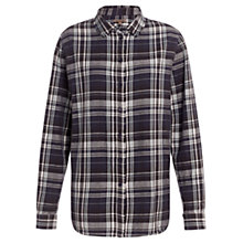 Buy Jigsaw Checked Shirt Online at johnlewis.com