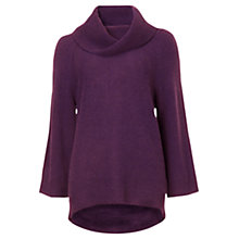 Buy Jigsaw Merino Kimono Sleeve Sweater Online at johnlewis.com