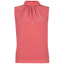Buy Hobbs Caitlyn Top, Orchid Pink Online at johnlewis.com