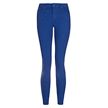 Buy Hobbs Dickenson Jeans, Lapis Blue Online at johnlewis.com