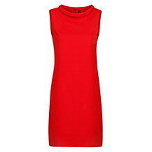 Buy Mango Stand Collar Dress Online at johnlewis.com