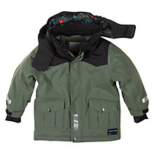Buy Polarn O. Pyret Padded Winter Coat, Turtle Online at johnlewis.com