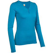Buy Icebreaker Henley Long Sleeve Top Online at johnlewis.com