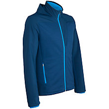 Buy Icebreaker Sierra  Long Sleeve Hoodie, Blue Online at johnlewis.com