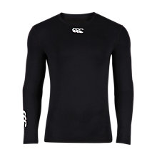 Buy Canterbury of New Zealand Base Layer Long Sleeve Top, Black Online at johnlewis.com