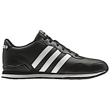 Buy Adidas Run Neo Jogger Trainers Online at johnlewis.com