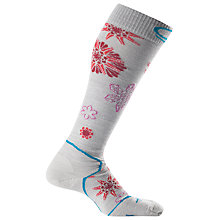 Buy Icebreaker Ski+ Ultralite Over The Calf Winter Lace Socks Online at johnlewis.com