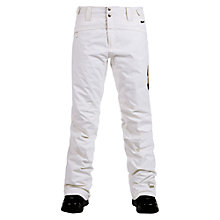 Buy Protest  Hopkins Snow Pants, White Online at johnlewis.com