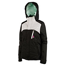 Buy Protest Mabel Board Jacket, True Black Online at johnlewis.com