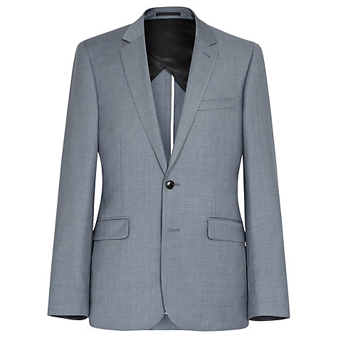 Buy Reiss Daniel Suit Jacket, Light Blue Online at johnlewis.com