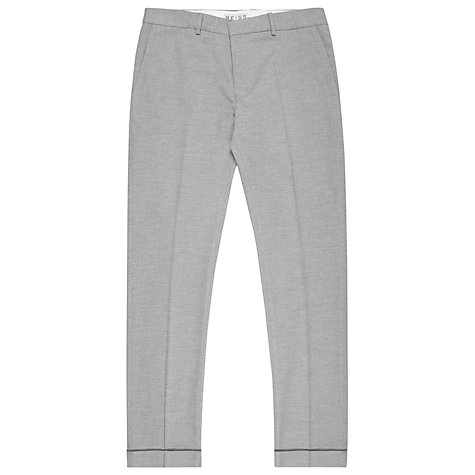 Buy Reiss Bert Flannel Trousers Online at johnlewis.com
